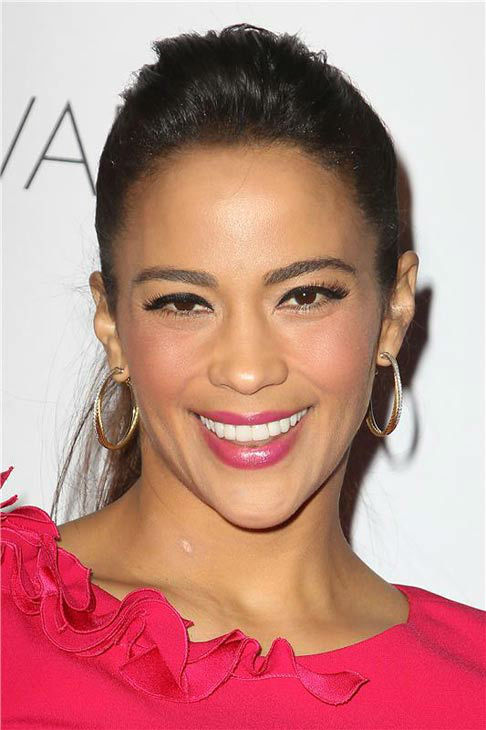 Paula Patton appears at the 2013 GQ Gentlemen's Give Back Ball in New York City on Oct. 23, 2013.