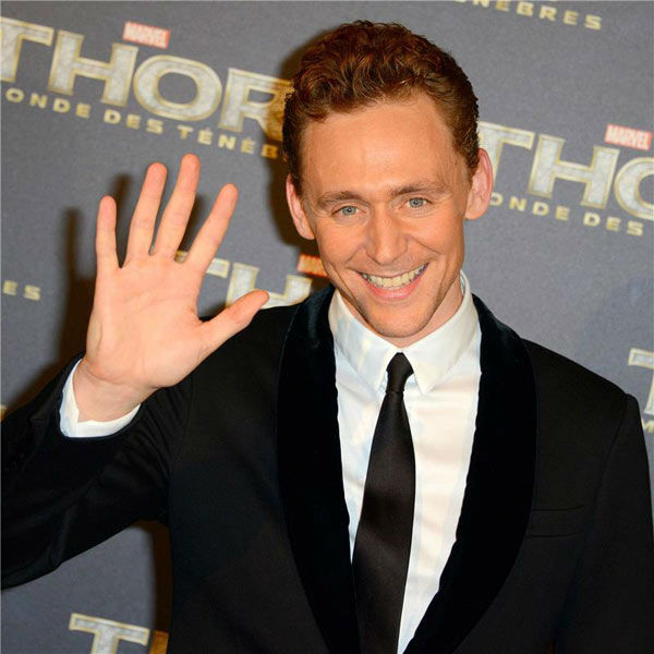 Tom Hiddlestonappears at the premiere of 'Thor: The Dark World' in Paris on Oct. 23, 2013.