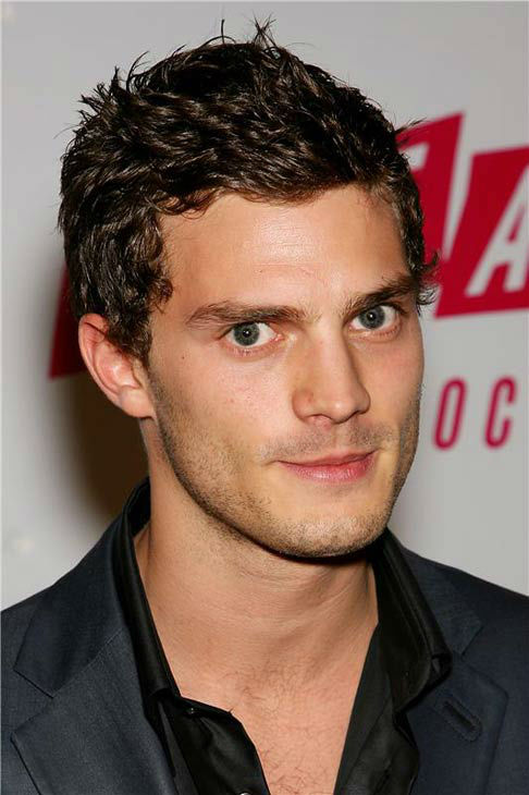 Jamie Dornan appears at the New York City premiere of the film 'Marie Antoinette' on Oct. 13, 2006.