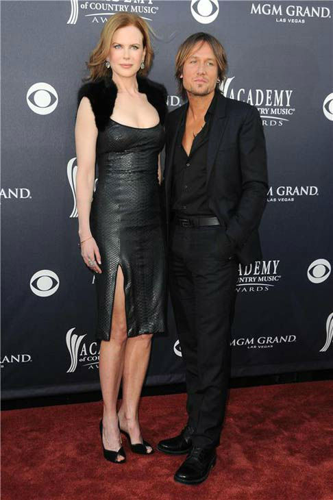 Nicole Kidman and Keith Urban appear at the 46th annual Academy of Country Music Awards in Las Vegas, Nevada on April 3, 2011.  <span class=meta>(Kyle Rover &#47; startraksphoto.com)</span>