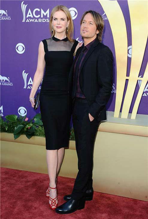 Nicole Kidman and Keith Urban appear at the 47th annual Academy of Country Music Awards in Las Vegas, Nevada on April 1, 2012.  <span class=meta>(Kyle Rover &#47; startraksphoto.com)</span>