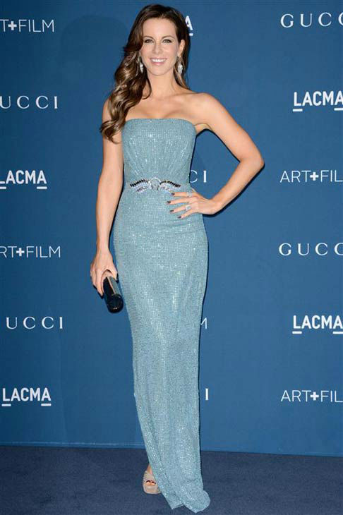 Kate Beckinsale appears at the 2013 LACMA Art and Film Gala in Los Angeles, California on Nov. 2, 2013.  <span class=meta>(Lionel Hahn &#47; startraksphoto.com)</span>