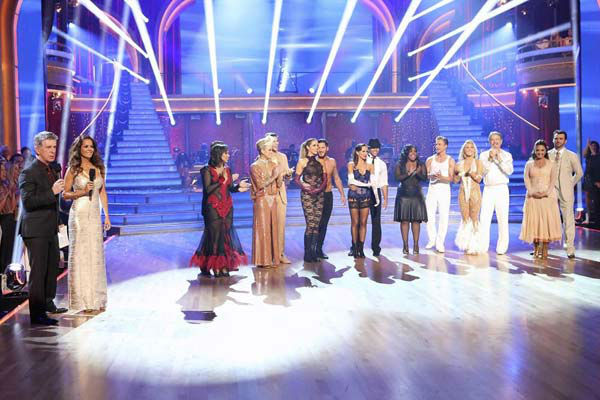 The cast of season 17 of 'Dancing With The Stars' on Nov. 4, 2013.