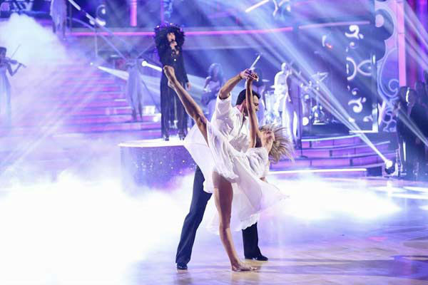 "<div class=""meta ""><span class=""caption-text "">Cher performs 'I Hope You Find It' on week eight of 'Dancing With The Stars' on Nov. 4, 2013. (ABC Photo/ Adam Taylor)</span></div>"