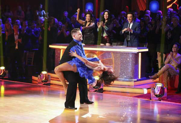 "<div class=""meta image-caption""><div class=""origin-logo origin-image ""><span></span></div><span class=""caption-text"">Jack Osbourne and Cheryl Burke appear during the dance off on week eight of 'Dancing With The Stars' on Nov. 4, 2013. (ABC Photo/ Adam Taylor)</span></div>"