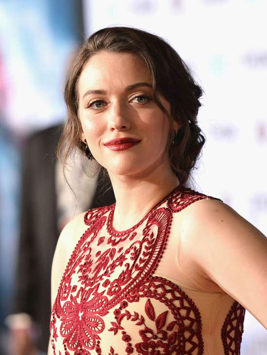 Kat Dennings appears at the &#39;Thor: The Dark World&#39; premiere in Los Angeles, California on Nov. 4, 2013.  <span class=meta>(Alberto E. Rodriguez &#47; Disney)</span>