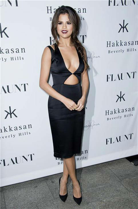 "<div class=""meta ""><span class=""caption-text "">Selena Gomez appears at the Flaunt Magazine November issue party in Los Angeles on Nov. 7, 2013. (Lionel Hahn/AbacaUSA/startraksphoto.com)</span></div>"