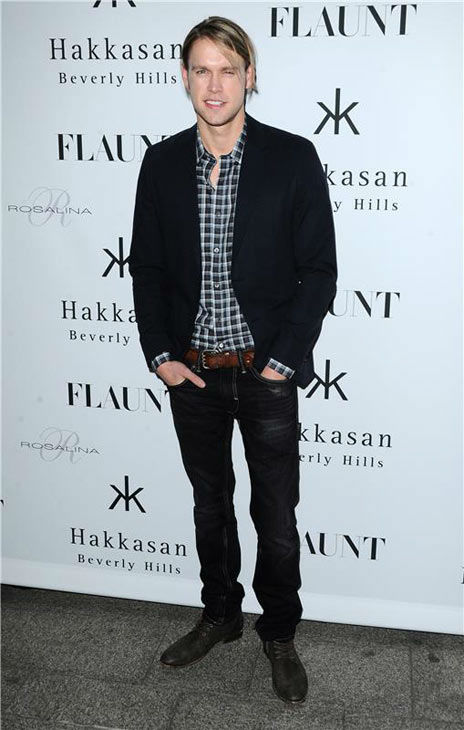 Chord Overstreet appears at the Flaunt Magazine November issue party in Los Angeles on Nov. 7, 2013. <span class=meta>(Sara De Boer&#47;startraksphoto.com)</span>