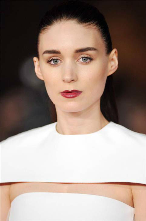 Rooney Mara appears at the premiere of 'Her' at the 8th annual Rome Film Festival on Nov. 10, 2013.