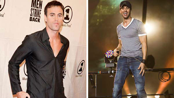 "<div class=""meta ""><span class=""caption-text "">Enrique Iglesias began as a Spanish singer in the mid-90s, and rose to mainstream success with crossover hits such as 'Bailamos,' 'Be with You' and 'Rhythm Divine.' Iglesias followed the trend of 90s Spanish crossover acts to find success on top 40 radio, in addition to Ricky Martin and Gloria Estefan.   Iglesias took his success further in the 2000s, releasing the English-language albums 'Escape,' '7' and 'Insomniac' over the next few years, containing the hit singles 'Hero,' 'Escape' and 'Do You Know.' In 2010, Iglesias released his first bilingual album, 'Euphoria,' which featured the hit singles 'I Like It' and 'Tonight (I'm Loving You).' The singer toured the album with fellow Latin pop star, Jennifer Lopez, in a co-headlining nationwide tour during the summer of 2012.   The singer removed a once-trademark mole on the right side of his face in 2003, due to possible future cancer concerns. Iglesias has also date professional tennis player Anna Kournikova on-and-off since 2001.   (Pictured: Left -- Enrique Iglesias appears at the VH1 Men Strike Back concert in New York City on April 11, 1999. Right -- Enrique Iglesias appears at a performance in Newark, New York during his 2011 Euphoria Tour on Sept. 24, 2011.)  (Alex Oliveira / Justin Campbell / startraksphoto.com)</span></div>"