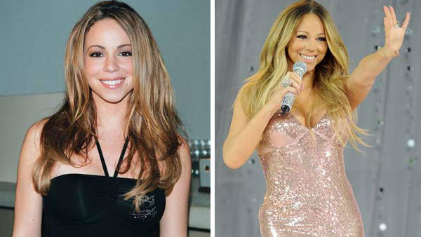 Mariah Carey&#39;s career as one of the most successful vocalists of all time began in 1990 with the release of her self-titled debut album, featuring the songs &#39;Vision of Love,&#39; &#39;Love Takes Time&#39; and &#39;Someday.&#39; Following the release of her self-titled LP, Carey ruled the Billboard charts throughout the 1990s, going onto release a slew of number albums and smash hit singles, including the songs &#39;Hero,&#39; &#39;One Sweet Day,&#39; &#39;Always Be My Baby&#39; and &#39;Heartbreaker.&#39;  The early 2000s saw several personal and professional missteps for Carey, due to the commercial failure of her film &#39;Glitter&#39; and its soundtrack, resulting in a personal meltdown that forced the singer into hospitalization. Carey returned to musical prominence in 2005 with the album &#39;The Emancipation of Mimi,&#39; which featured the hit singles &#39;It&#39;s Like That,&#39; &#39;We Belong Together,&#39; &#39;Shake It Off&#39; and &#39;Don&#39;t Forget About Us.&#39; She followed the success of the album in 2008 with &#39;E=MC2,&#39; containing the hit single &#39;Touch My Body.&#39;  Carey married actor Nick Cannon in 2008, and later welcomed twins, Moroccan and Monroe in 2011. Carey also founded success as an actress again, in 2009&#39;s &#39;Precious&#39; and 2013&#39;s &#39;The Butler.&#39; Carey served as a judge on FOX&#39;s singing competition show &#39;American Idol,&#39; however left the show after one season, which was met with harsh reviews from critics and Carey, alike. She also released the singles &#39;#Beautiful&#39; and &#39;The Art of Letting Go&#39; ahead of her planned 2014 studio album, also tilted &#39;The Art of Letting Go.&#39;  &#40;Pictured: Left -- Mariah Carey appears in New York City on Dec. 18, 1998. Right -- Mariah Carey appears at a taping of &#39;Good Morning America&#39; on May 24, 2013.&#41;  <span class=meta>(Startraks &#47; Bill Davila &#47; startraksphoto.com)</span>