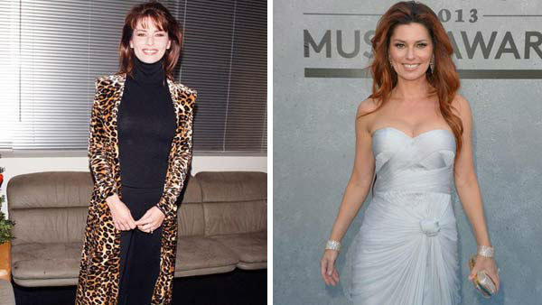 "<div class=""meta image-caption""><div class=""origin-logo origin-image ""><span></span></div><span class=""caption-text"">Shania Twain became one of the best-selling female country music artists of all time after emerging on the scene in the 1990s. She released her self-titled debut CD in 1993 followed by 1995's 'The Woman in Me,' where she began collaborating with famed producer/songwriter Robert 'Mutt' Lange. Lange and Twain married in 1993, prior to the release of the album, and welcomed a son named Eja in 2001. The couple divorced in 2010, after it was revealed Lange had an affair with Twain's best friend.   1997 cemented Twain's career as one of the most successful female musical acts of all time, with the release of the country-pop crossover album 'Come On Over.' The album featured numerous hits, including 'That Don't Impress Me Much,' 'Man! I Feel Like A Woman!' and 'You're Still The One.' The album would go on to sell more than 40 million units worldwide. In 2002, Twain released the album 'Up!,' featuring the hits 'I'm Gonna Getcha Good!' and 'Up!'  Following the tumultuous divorce Twain endured in 2010, she took to the stage for the first time in nearly a decade, signing on for a two-year residency show at Caesars Palace in Las Vegas, titled 'Shania: Still The One.' The show features 18 of the singer's greatest hits and will wrap up in early 2014.   (Pictured: Left -- Shania Twain appears at The Hit Factory Studios in New York City on Jan. 21, 1999. Right -- Shania Twain appears at the 2013 Billboard Music Awards in Las Vegas, Nevada on May 19, 2013.)  (Startraks / Albert Ferreira / startraksphoto.com)</span></div>"