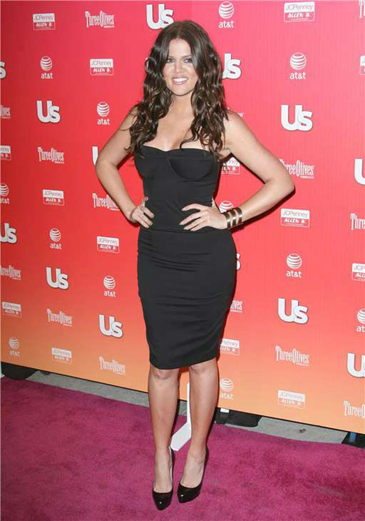 "<div class=""meta ""><span class=""caption-text "">Khloe Kardashian appears at the Hot Hollywood Style Issue party for Us Weekly in Los Angeles, California on April 22, 2009.  (Andy Fossum / startraksphoto.com)</span></div>"