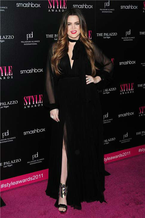 Khloe Kardashian appears at the 2011 Hollywood Style Awards in Los Angeles, California on Nov. 13, 2011.  <span class=meta>(Michael Williams &#47; startraksphoto.com)</span>