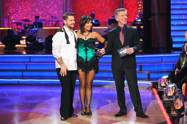 "<div class=""meta ""><span class=""caption-text "">Jack Osbourne and Cheryl Burke performed a Jazz routine on week 10 of 'Dancing With The Stars' on Nov. 18, 2013. They received 29 out of 40 points from the judges. The two later received 38 out of 40 for their second routine, an Argentine Tango. (ABC Photo/ Adam Taylor)</span></div>"