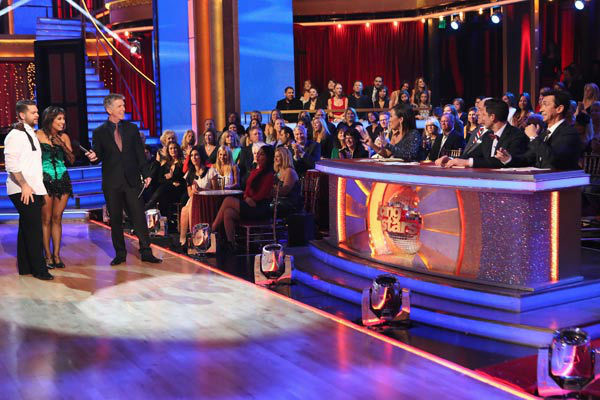 Jack Osbourne and Cheryl Burke performed a Jazz routine on week 10 of &#39;Dancing With The Stars&#39; on Nov. 18, 2013. They received 29 out of 40 points from the judges. The two later received 38 out of 40 for their second routine, an Argentine Tango. <span class=meta>(ABC Photo&#47; Adam Taylor)</span>
