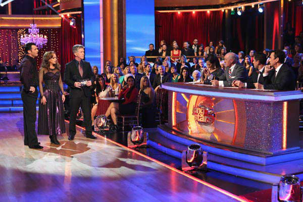 "<div class=""meta image-caption""><div class=""origin-logo origin-image ""><span></span></div><span class=""caption-text"">Leah Remini and Tony Dovolani danced the Paso Doble on week 10 of 'Dancing With The Stars' on Nov. 18, 2013. They received 32 out of 40 points from the judges. The two later received 33 out of 40 for their second routine, an Argentine Tango. (ABC Photo/ Adam Taylor)</span></div>"