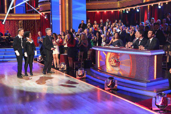 "<div class=""meta image-caption""><div class=""origin-logo origin-image ""><span></span></div><span class=""caption-text"">Amber Riley and Derek Hough performed a Jazz routine on week 10 of 'Dancing With The Stars' on Nov. 18, 2013. They received 39 out of 40 points from the judges. The two later received 40 out of 40 for their second routine, a Viennese Waltz. (ABC Photo/ Adam Taylor)</span></div>"