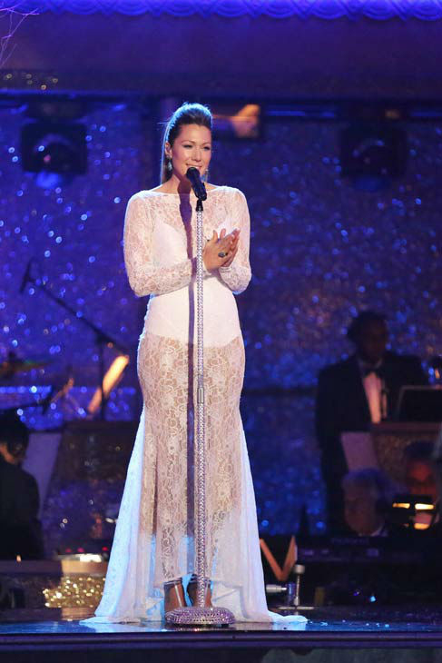 "<div class=""meta ""><span class=""caption-text "">Colbie Caillat performed 'What a Wonderful World' on the season 17 finale of 'Dancing With The Stars' on Nov. 26, 2013. (ABC Photo/ Adam Taylor)</span></div>"
