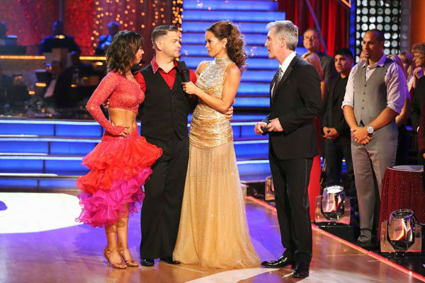 "<div class=""meta image-caption""><div class=""origin-logo origin-image ""><span></span></div><span class=""caption-text"">Jack Osbourne and Cheryl Burke react to coming in third place on the season 17 of 'Dancing With The Stars' on Nov. 26, 2013. The two scored a total of 84 out of 95 points for both nights. (ABC Photo/ Adam Taylor)</span></div>"