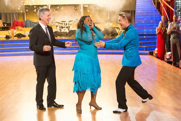 "<div class=""meta ""><span class=""caption-text "">Amber Riley and Derek Hough react winning season 17 of 'Dancing With The Stars' on Nov. The two scored a total of 94 out of 95 points for both nights. (ABC Photo/ Adam Taylor)</span></div>"