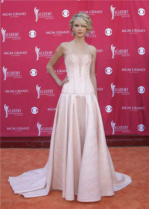 Taylor Swift appears at the 42nd annual Academy of Country Music Awards in Las Vegas, Nevada on May 15, 2007.  <span class=meta>(Jen Lowery &#47; startraksphoto.com)</span>
