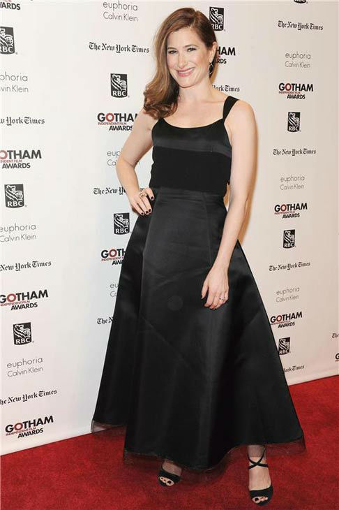 Kathryn Hahn appears at the IFP Gotham Independent Film Awards in New York City on Dec. 2, 2013.  <span class=meta>(Bill Davila&#47;startraksphoto.com)</span>