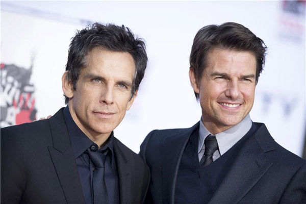 "<div class=""meta ""><span class=""caption-text "">Tom Cruise and Ben Stiller appear at Stiller's hand and footprint ceremony at the TCL Chinese Theatre in Los Angeles on Dec. 3, 2013. (Lionel Hahn/Abacausa/startraksphoto.com)</span></div>"
