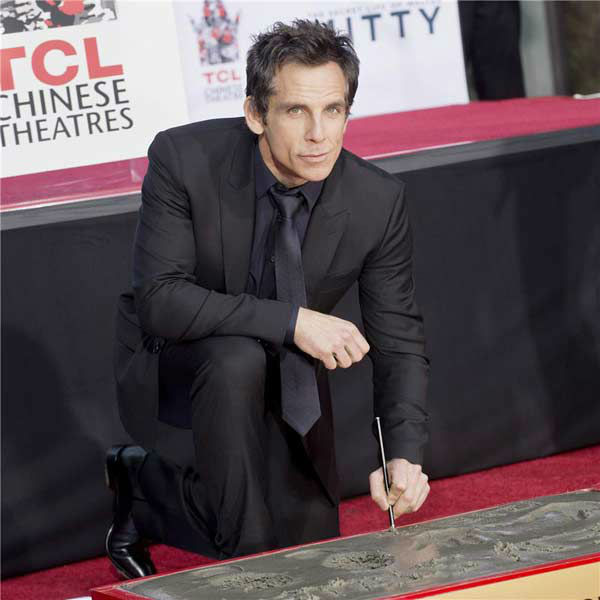"<div class=""meta ""><span class=""caption-text "">Ben Stiller appears at his hand and footprint ceremony at the TCL Chinese Theatre in Los Angeles on Dec. 3, 2013. (Lionel Hahn/Abacausa/startraksphoto.com)</span></div>"