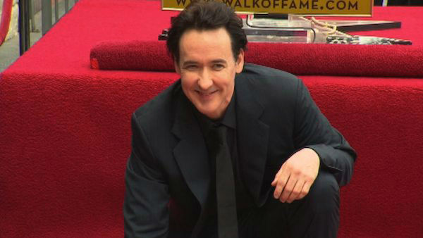 John Cusack wrote this on his Twitter page about Nelson Mandela after hearing about his death on Dec. 5, 2013, &#39;Rest in Peace Nelson #Mandela -- a true champion of #HumanRights.&#39; Peace - justice - love.&#39;  &#40;Pictured: John Cusack gets a star on the Hollywood Walk of Fame and talks about his career on April 24, 2012. &#41; <span class=meta>(OTRC)</span>
