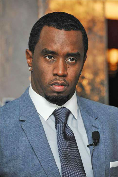 Diddy appears in Los Angeles on Feb. 27, 2013.