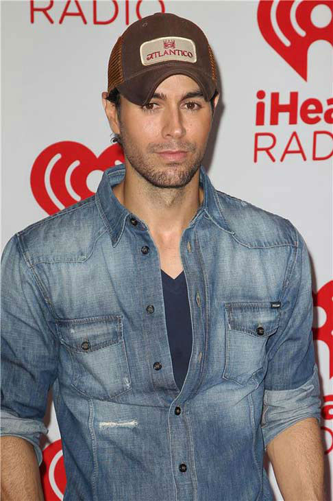 Enrique Iglesias wrote this on his Twitter page about Nelson Mandela after hearing about his death on Dec. 5, 2013, &#39;The world has lost someone truly inspiring. Rest in peace Nelson Mandela.&#39;  &#40;Pictured: Enrique Iglesias appears at the 2012 Iheart Radio Music Festival on Nov. 22, 2012.&#41; <span class=meta>(Norman Scott&#47;startraksphoto.com)</span>