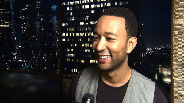 John Legend wrote this on his Twitter page about Nelson Mandela after hearing about his death on Dec. 5, 2013, &#39;I&#39;ve never been so honored to meet anyone #Mandela.&#39;  &#40;Pictured: John Legend talks to OnTheRedCarpet.com about &#39;Duets&#39; in May 2012.&#41; <span class=meta>(OTRC)</span>