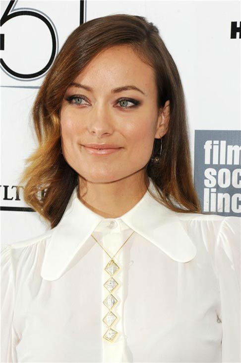 Olivia Wilde wrote this on her Twitter page about Nelson Mandela after hearing about his death on Dec. 5, 2013, &#39;Oh Mandela, rest in peaceful freedom.&#39;  &#40;Pictured: Olivia Wilde appears at the 2013 New York Film Festival presents the closing night gala presentation of &#39;Her&#39; on July 12, 2013.&#41; <span class=meta>(Bill Davila&#47;startraksphoto.com)</span>