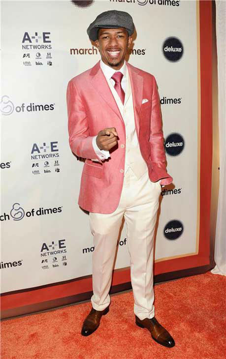 Nick Cannon appears at the March of Dimes Celebration of Babies 2013 event on Dec. 6, 2013. <span class=meta>(Sara De Boer&#47;startraksphoto.com)</span>
