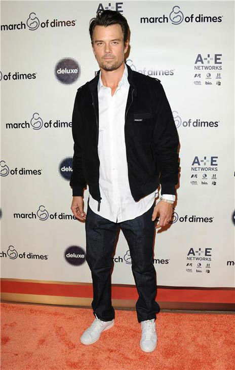 Josh Duhamel appears at the March of Dimes Celebration of Babies 2013 event on Dec. 6, 2013. <span class=meta>(Sara De Boer&#47;startraksphoto.com)</span>