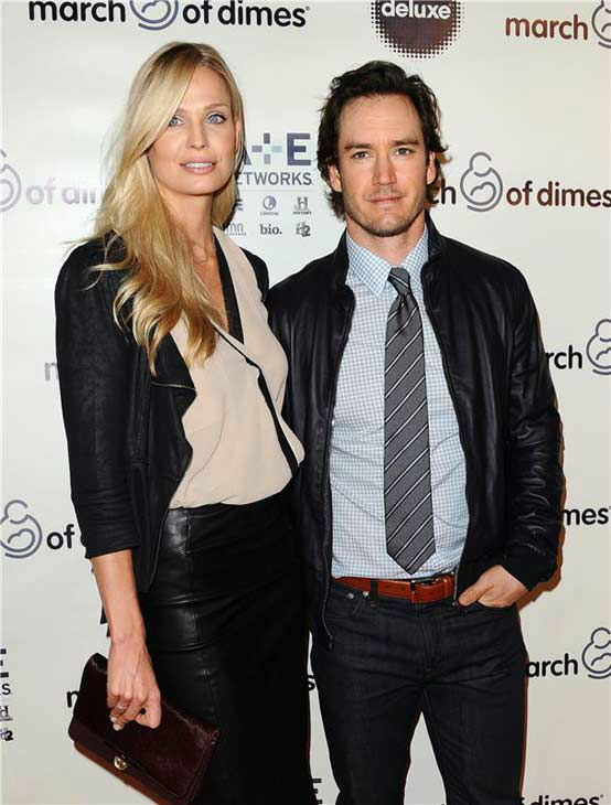 "<div class=""meta image-caption""><div class=""origin-logo origin-image ""><span></span></div><span class=""caption-text"">Mark-Paul Gosselaar and Catrionna McGinn appear at the March of Dimes Celebration of Babies 2013 event on Dec. 6, 2013. (Sara De Boer/startraksphoto.com)</span></div>"