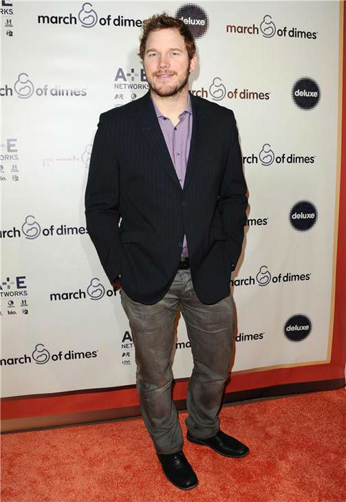 Chris Pratt appears at the March of Dimes Celebration of Babies 2013 event on Dec. 6, 2013. <span class=meta>(Sara De Boer&#47;startraksphoto.com)</span>