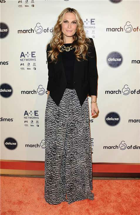 Molly Sims appears at the March of Dimes Celebration of Babies 2013 event on Dec. 6, 2013. <span class=meta>(Sara De Boer&#47;startraksphoto.com)</span>
