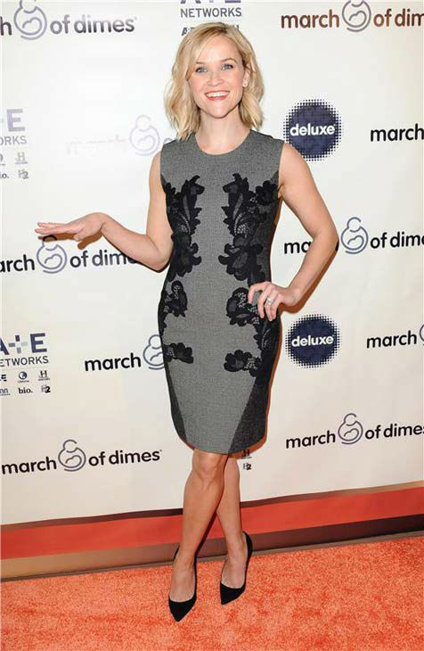 Reese Witherspoon appears at the March of Dimes Celebration of Babies 2013 event on Dec. 6, 2013. <span class=meta>(Sara De Boer&#47;startraksphoto.com)</span>