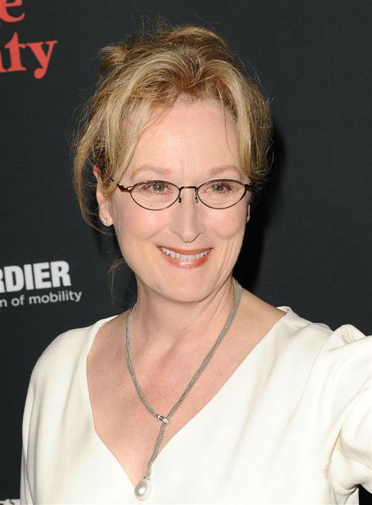 Meryl Streep appears at the &#39;August: Osage County&#39; Los Angeles premiere on Dec. 16, 2013. <span class=meta>(Sara De Boer&#47;startraksphoto.com)</span>