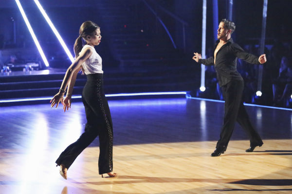 "<div class=""meta image-caption""><div class=""origin-logo origin-image ""><span></span></div><span class=""caption-text"">'Shake It Up' actress Zendaya Coleman and her partner Val Chmerkovskiy received 26 out of 30 points from the judges for their Samba during week 4 of season 16 of 'Dancing With The Stars,' which aired on April 8, 2013. (ABC Photo / Adam Taylor)</span></div>"