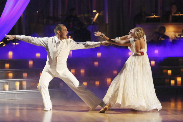 "<div class=""meta image-caption""><div class=""origin-logo origin-image ""><span></span></div><span class=""caption-text"">Actor Ingo Rademacher and his partner Kym Johnson received 23 out of 30 points from the judges for their Viennese Waltz during week 4 of season 16 of 'Dancing With The Stars,' which aired on April 8, 2013. (ABC Photo/ Adam Taylor)</span></div>"