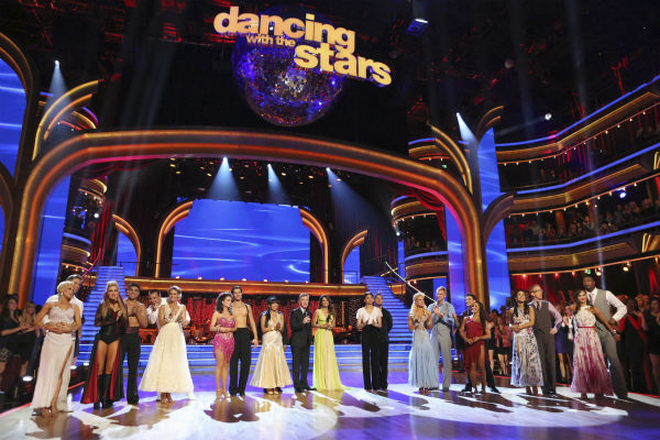 "<div class=""meta ""><span class=""caption-text "">The cast of 'Dancing With The Stars' season 16 appears on week 4 on April 8, 2013. (ABC Photo / Adam Taylor)</span></div>"