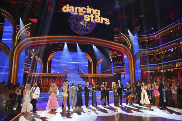 The cast of &#39;Dancing With The Stars&#39; appears on week five of the ABC show on April 15, 2013. <span class=meta>(ABC Photo &#47; Adam Taylor)</span>