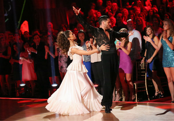 DANCING WITH THE STARS - &#34;Episode 1607&#34; - It was Latin Night on &#34;Dancing with the Stars,&#34; as seven remaining couples took to the ballroom floor and performed to a Latin-inspired hit, MONDAY, APRIL 29 &#40;8:00-10:01 p.m., ET&#41;, on ABC.  &#40;ABC&#47;Adam Taylor&#41; ZENDAYA, VAL CHMERKOVSKIY <span class=meta>(ABC Photo &#47; Adam Taylor)</span>
