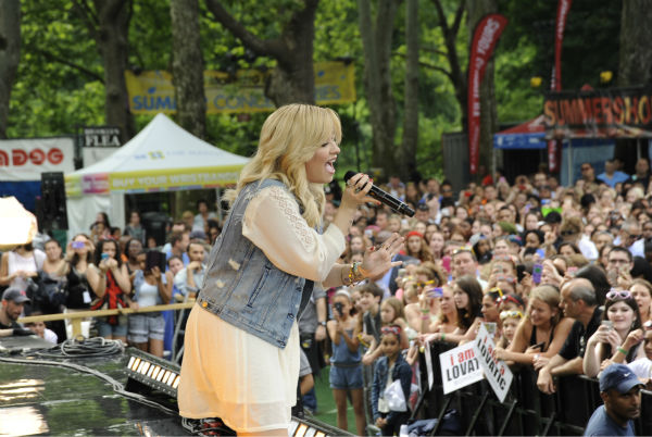 "<div class=""meta ""><span class=""caption-text "">Demi Lovato performs live from New York City's Central Park on ABC's 'Good Morning America' ('GMA') on June 28, 2013. (ABC / Donna Svennevik)</span></div>"