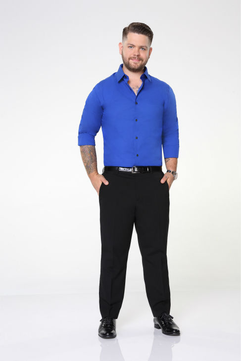 'Dancing With The Stars' cast member Jack Osbourne appears in an official cast photo ahead of the Fall 2013 premiere of the ABC show. His partner is Cheryl Burke.