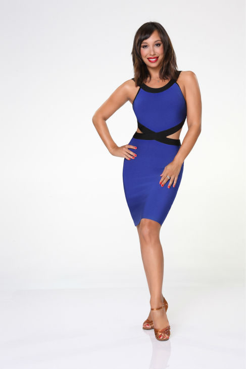 &#39;Dancing With The Stars&#39; pro-dancer Cheryl Burke appears in an official cast photo ahead of the Fall 2013 premiere of the ABC show. Her partner is Jack Osbourne. <span class=meta>(ABC Photo &#47; Craig Sjodin)</span>