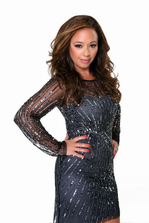 "<div class=""meta image-caption""><div class=""origin-logo origin-image ""><span></span></div><span class=""caption-text"">'Dancing With The Stars' cast member and 'King of Queens' alum Leah Remini appears in an official cast photo ahead of the Fall 2013 premiere of the ABC show. Her partner is Tony Dovolani. (ABC Photo / Craig Sjodin)</span></div>"